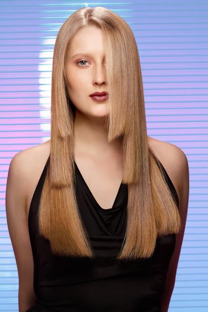 Фото причёсок лесенка для длинных волос