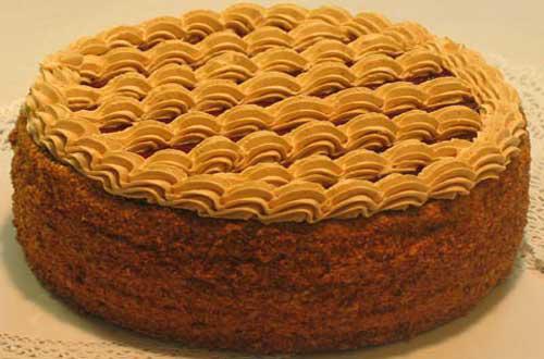 Песочный торт своими руками 79